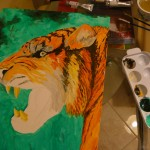 making_tiger